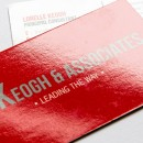 Gloss Laminate Business Cards