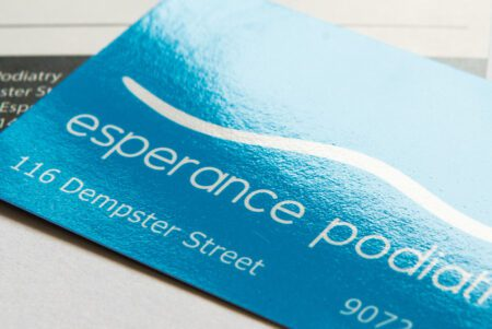 Print Gloss Business Cards