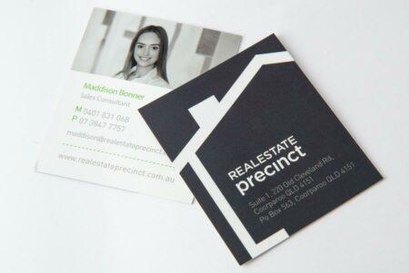 Matt Cello Business Cards Example 3
