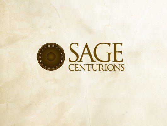 Sage Centurions Logo Design