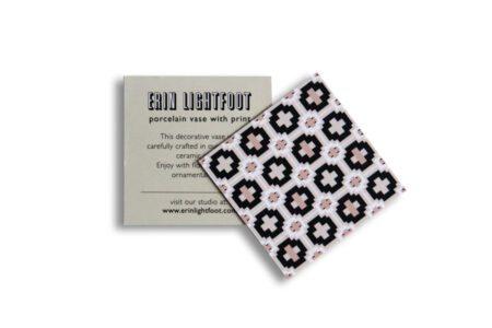 Matt Square Business Cards